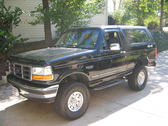 georgiakid23 1995 Ford Bronco 7097791