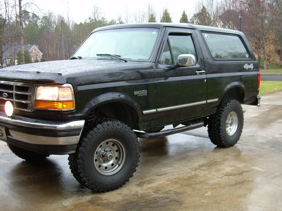 georgiakid23's 1995 Ford Bronco