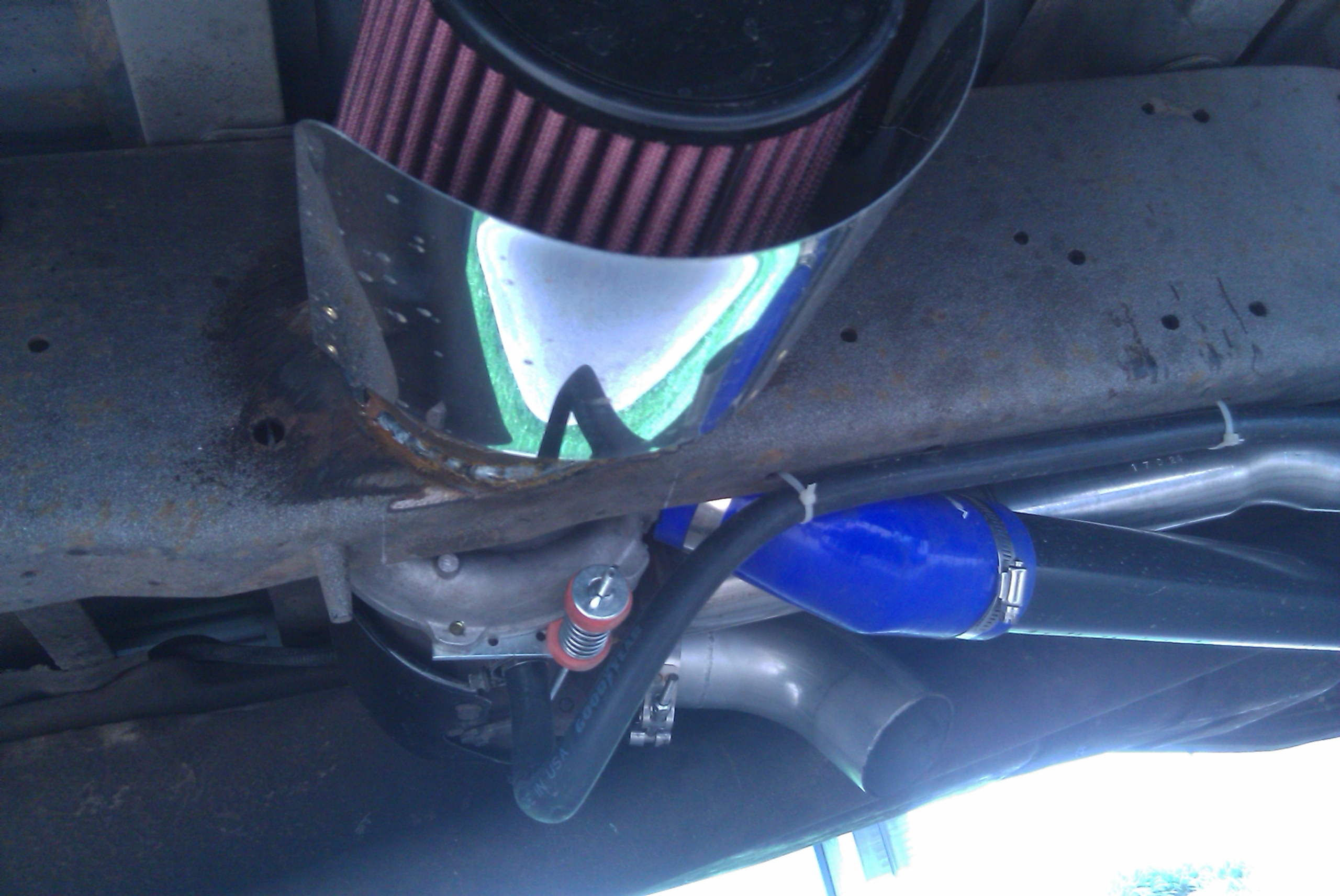 Another 360Ram50 1991 Ford F150 Regular Cab post... - 7426868