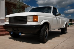 2147225 1991 Ford F150 Regular Cab