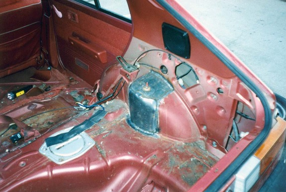 Another Greenwolf01 1983 Nissan Pulsar post... - 7101684