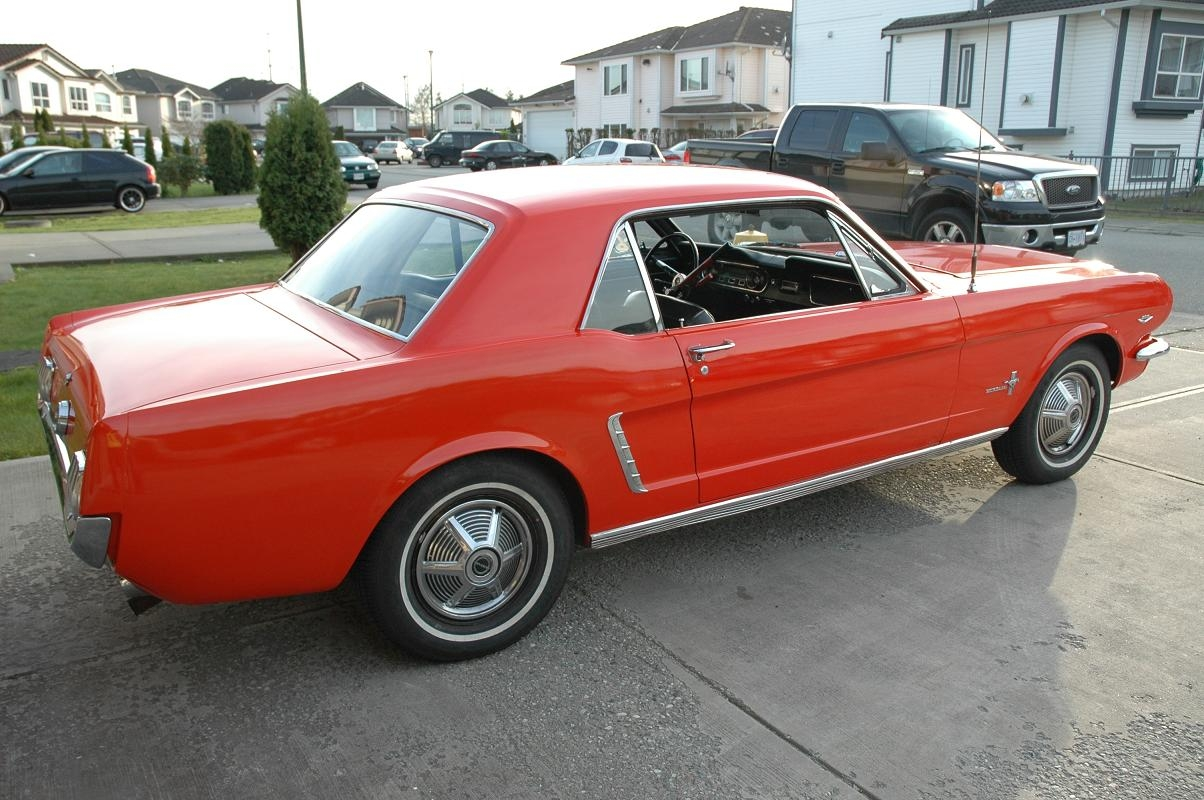 Another carmen1992 1965 Ford Mustang post... - 7101299