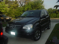 george_21s 2001 Mercedes-Benz M-Class