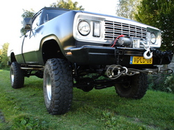 DodgeRomanos 1976 Dodge W-Series Pickup