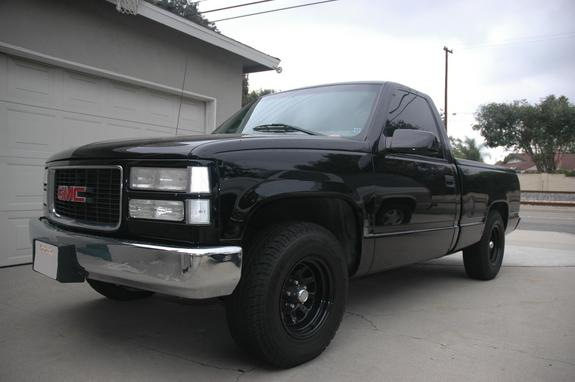 steves98gmc 1998 gmc sierra 1500 regular cab specs photos. Black Bedroom Furniture Sets. Home Design Ideas