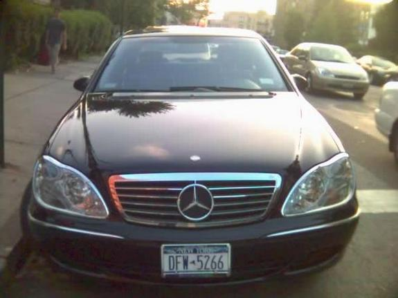 Another sim0n16 2003 Mercedes-Benz S-Class post... - 7105784
