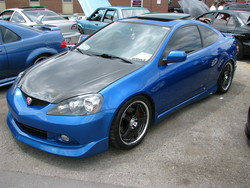 JonRSXTACYs 2005 Acura RSX