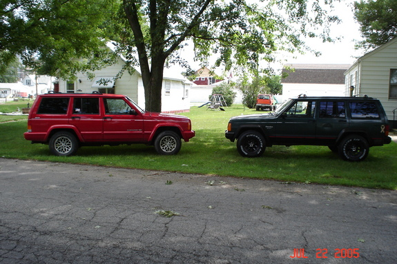 Another jeephd 1993 Jeep Cherokee post... - 7108776
