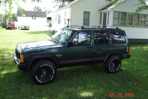 Another jeephd 1993 Jeep Cherokee post... - 7108778