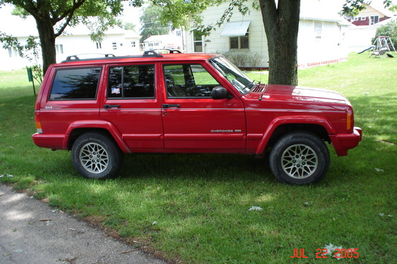 Another jeephd 1993 Jeep Cherokee post... - 7108780
