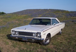 dhoolwerf 1967 Plymouth Belvedere
