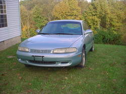 94mazdachicks 1994 Mazda 626