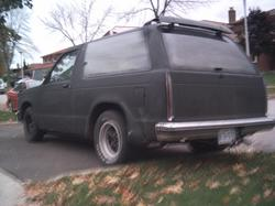 cstmjimmys 1985 GMC Jimmy