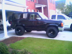 Spddemonmaddogs 1990 Ford Bronco II