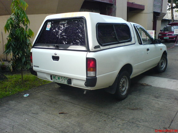 Another nekkers 2000 Nissan Sunny post... - 7114555