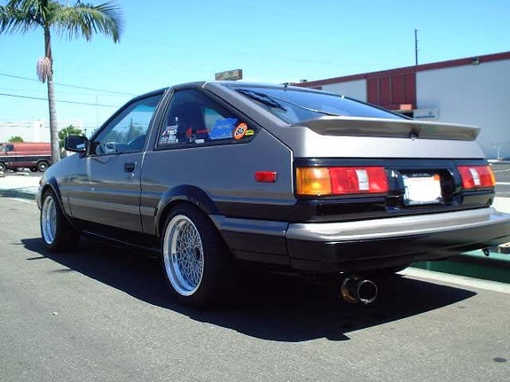 Another SachseHachi 1986 Toyota Corolla post... - 7116049