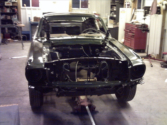 Another 466bobtech 1968 Ford Mustang post... - 7116199