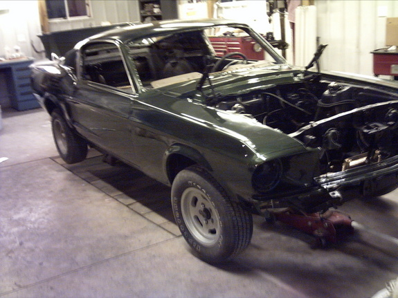 Another 466bobtech 1968 Ford Mustang post... - 7116200