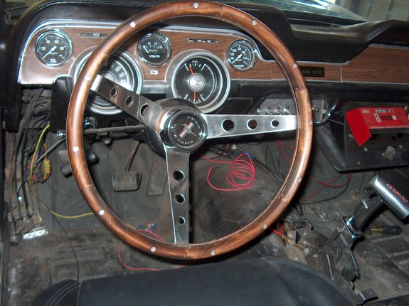 Another 466bobtech 1968 Ford Mustang post... - 7116208