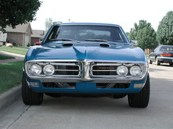 just501s 1968 Pontiac Firebird