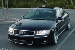 tunershops 2005 Audi A8