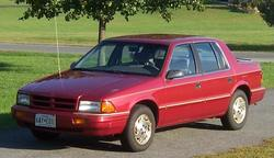 ericsteeners 1993 Dodge Spirit