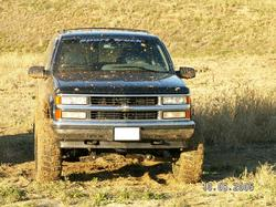 Jwags23s 1996 Chevrolet Tahoe