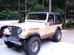 jerndtemans 1983 Jeep CJ7