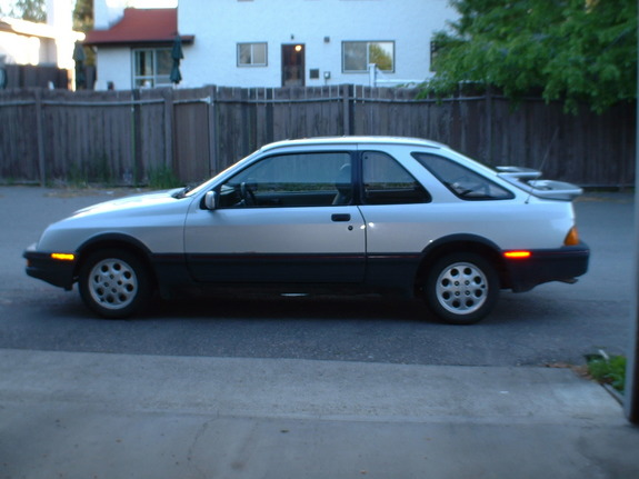 Another If_i_was_king 1986 Merkur XR4TI post... - 7151223