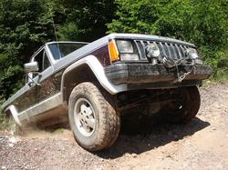 xcingmikes 1987 Jeep Comanche Regular Cab