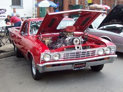 Monros 1967 Chevrolet El Camino