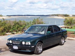 Ninety2E34s 1992 BMW 5 Series