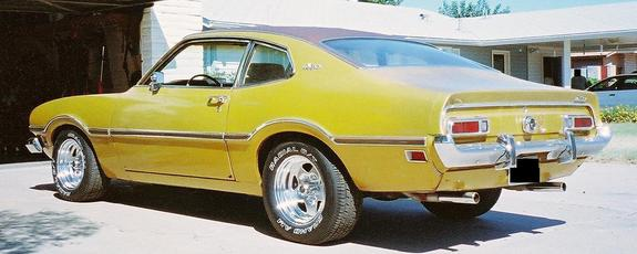 Pugh1016's 1973 Ford Maverick