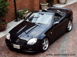 ReneCamposs 1998 Mercedes-Benz SLK-Class