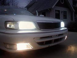 crazyeye72985s 1996 Infiniti I