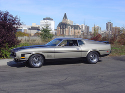Badger401s 1972 Ford Mustang
