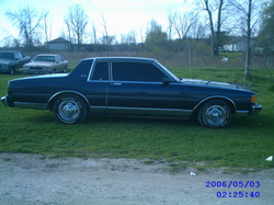 nativesoulja 1986 Chevrolet Caprice