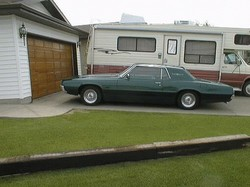 mike94s10 1967 Ford Thunderbird