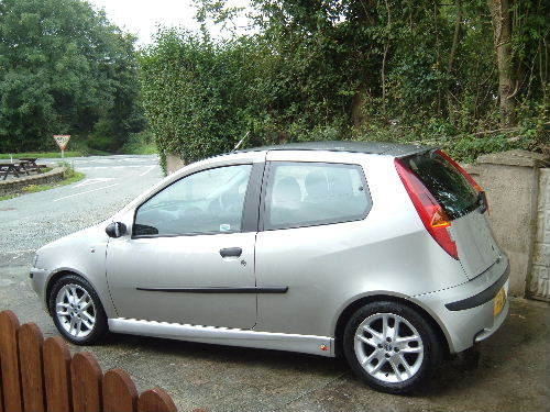 ger2005 2003 fiat punto specs photos modification info at cardomain. Black Bedroom Furniture Sets. Home Design Ideas