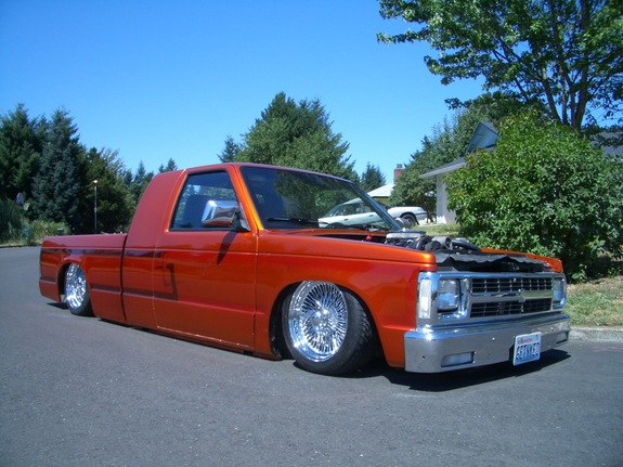 Paul42 1992 Chevrolet S10 Regular Cab Specs Photos Modification Info At Cardomain