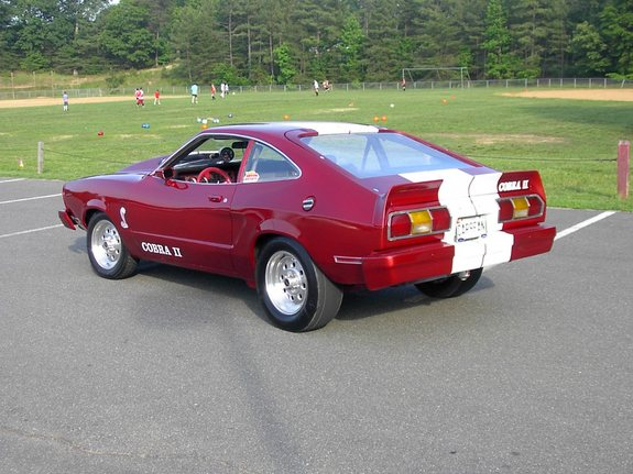 Another car9fan 1976 Ford Mustang post... - 7128230