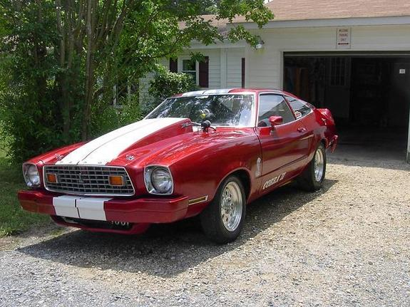 Another car9fan 1976 Ford Mustang post... - 7128231