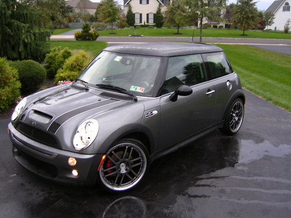 noseyscooper05 2005 mini cooper specs photos. Black Bedroom Furniture Sets. Home Design Ideas