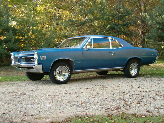 66pont 1966 Pontiac Lemans Specs Photos Modification