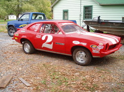 flyingparadices 1972 Ford Pinto