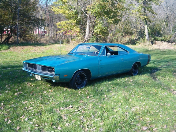 Schuler 1969 Dodge Charger