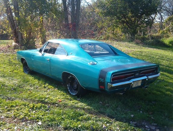 Another Schuler 1969 Dodge Charger post... - 7129503