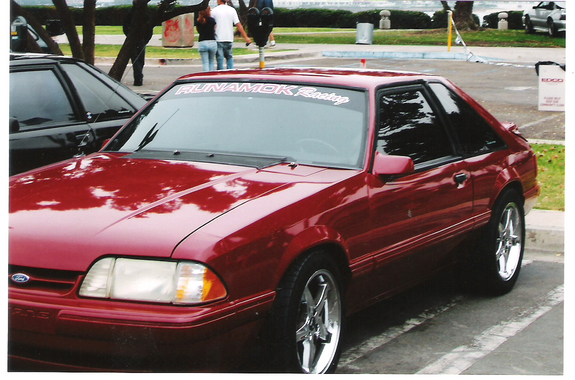 2HOT2HANDLE123's 1993 Ford Mustang
