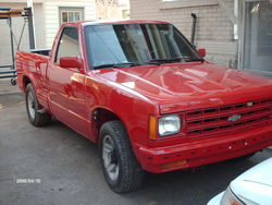 scott900s 1989 Chevrolet S10 Regular Cab