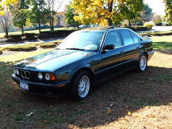 IITSCORPs 1991 BMW 5 Series